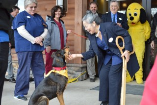 Hart for Animals Ribbon Cutting
