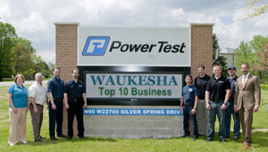 #1 Business of the Year: Power Test Inc.