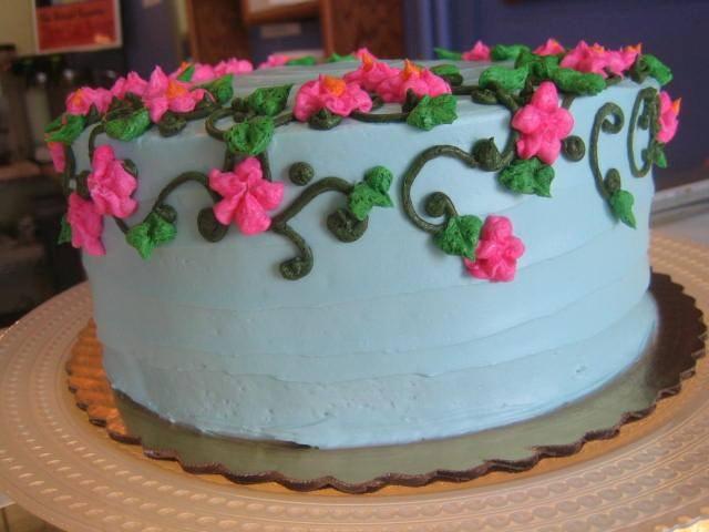 Periwinkles_cake
