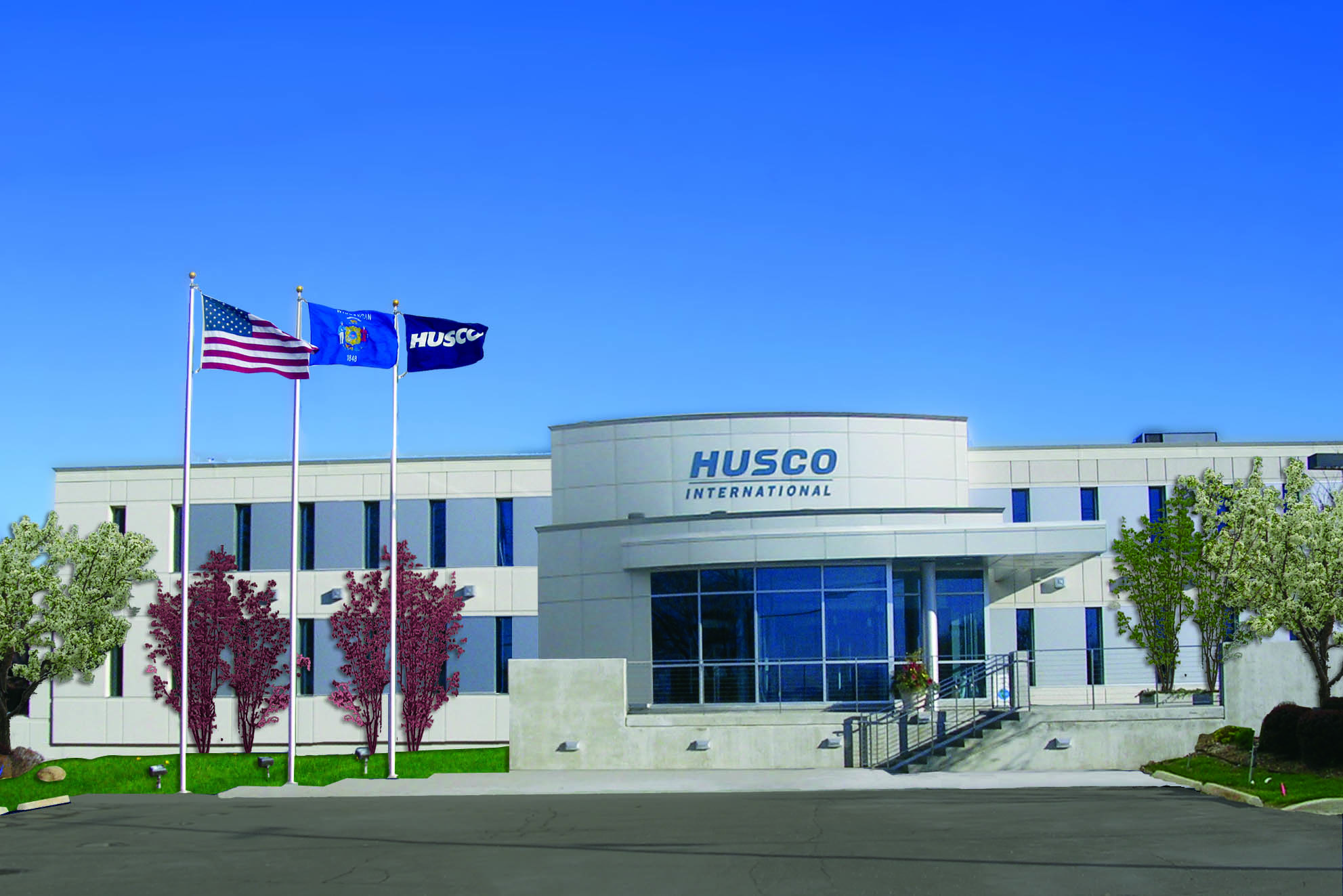 HUSCO_Building