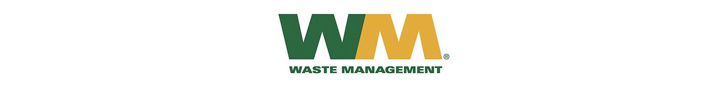 Celebrate Resilience Sustainability Sponsor Waste Management logo