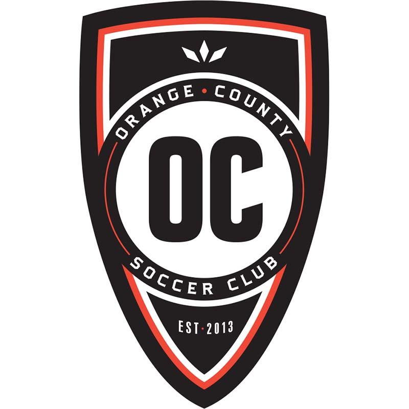 OC Soccer club logo