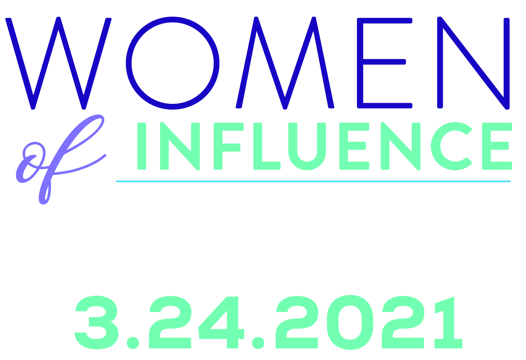 Women of Influence March 24, 2021
