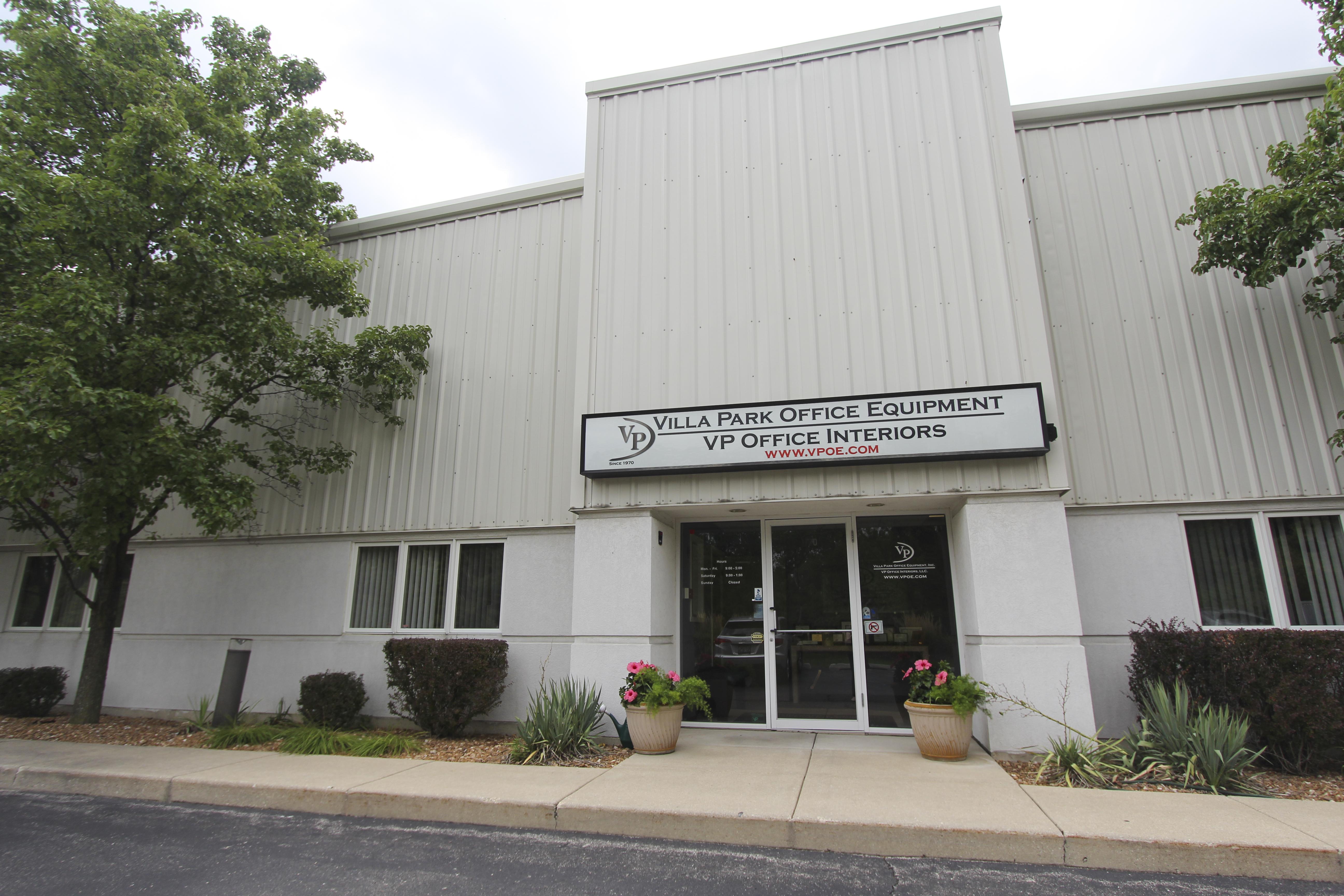 Villa Park Office Feature - Wheaton Chamber of Commerce, IL