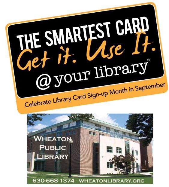 Smartest Card 2016 Wheaton Public Library