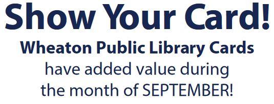Wheaton Public Library Smartest Card 2016