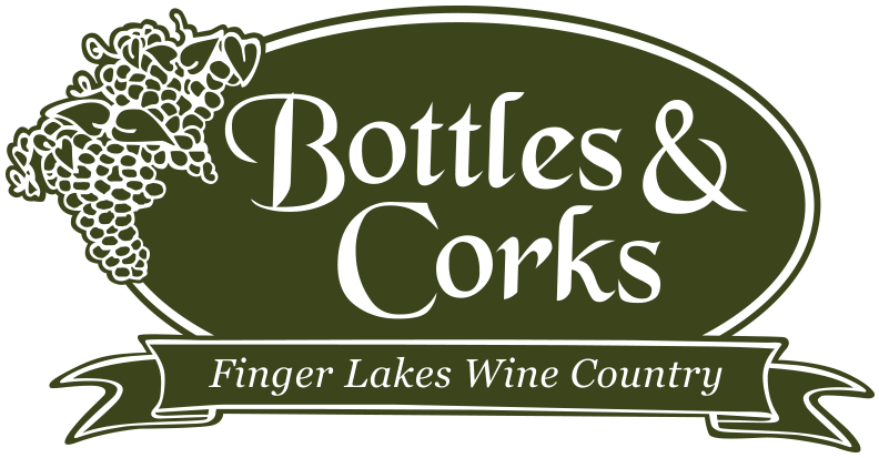 bottles and cork