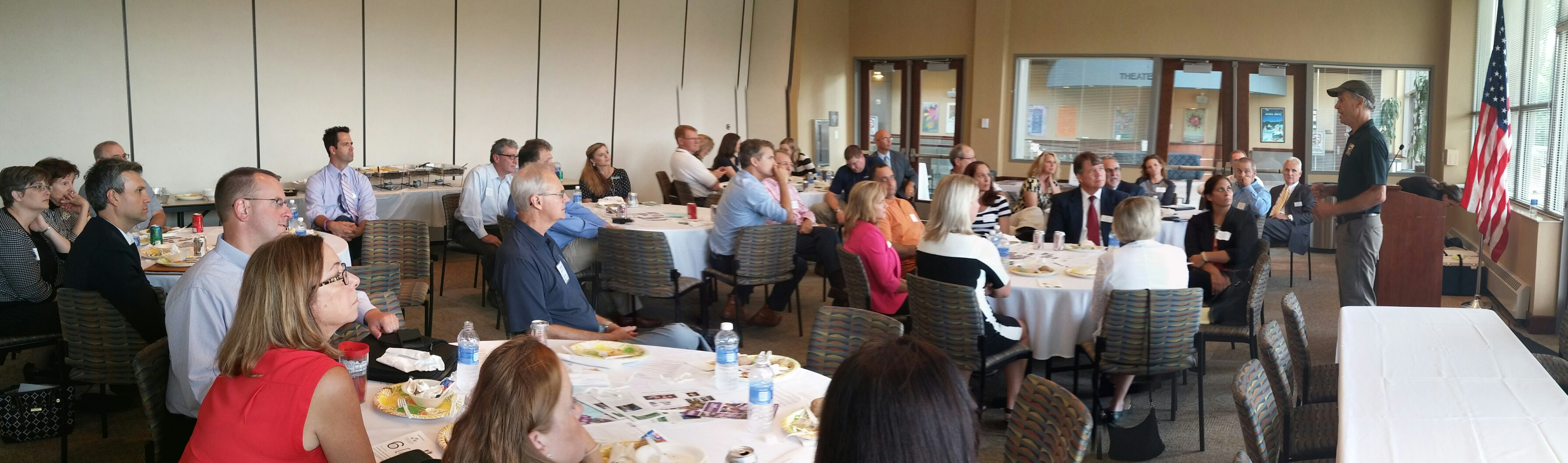 Anderson Area Chamber of Commerce Monthly Meeting