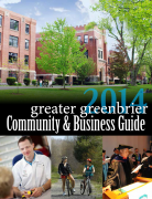 greater greenbrier chamber of commerce community and business guide 2014