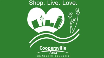 Shop, Live, Love. Coopersville.
