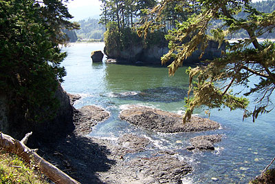 Clallam County Parks—Salt Creek