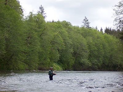 Retirement & Relocation—Fishing the Elwha