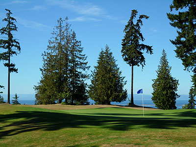 Retirement & Relocation—Peninsula Golf Course