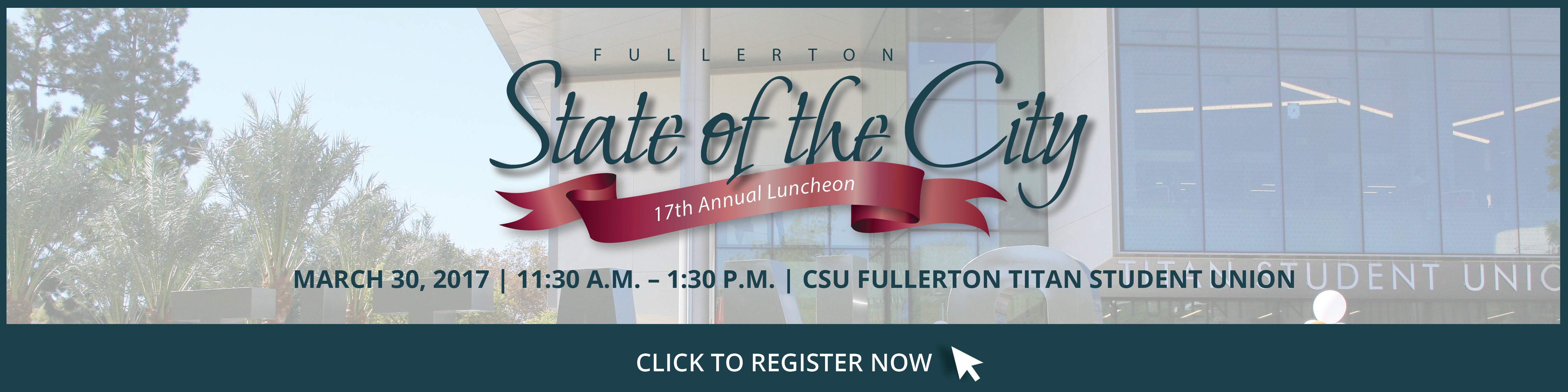 Fullerton State of the City 2017