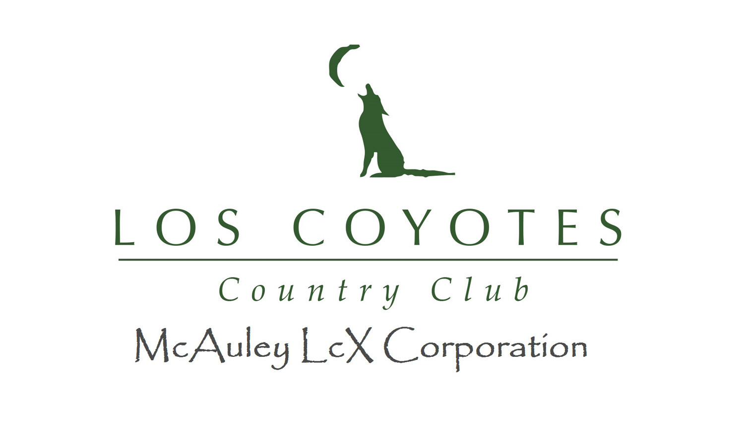Los Coyotes Country Club McAuley LcX Corporation