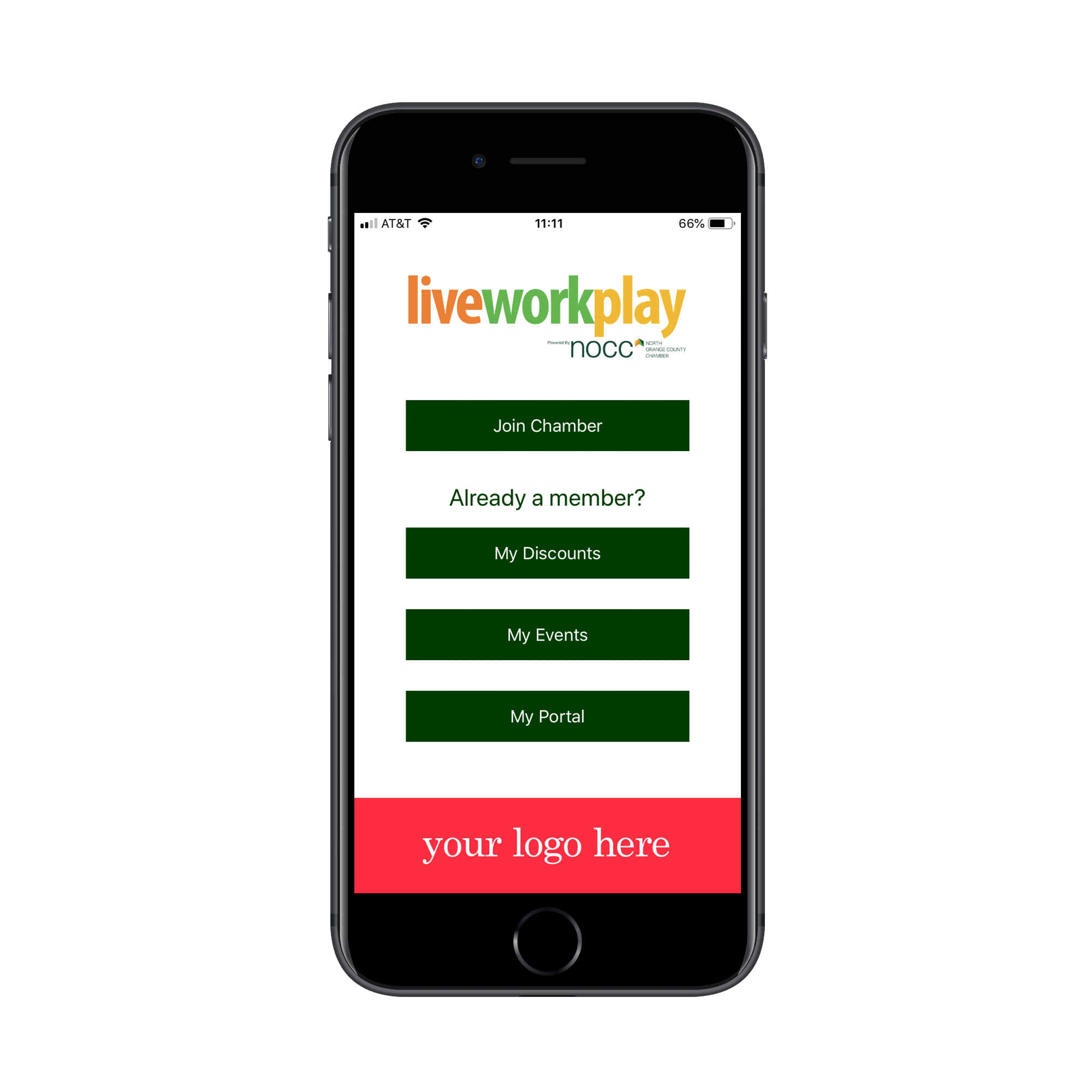 NOCC Launches Live Work Play Mobile App - North Orange County