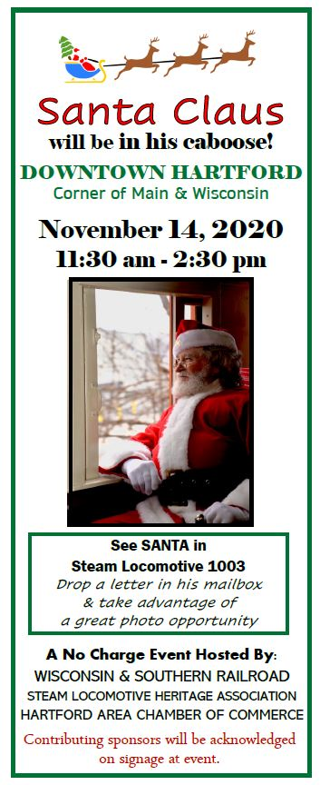 Hartford Wi Christmas Parade 2020 Event Calendar