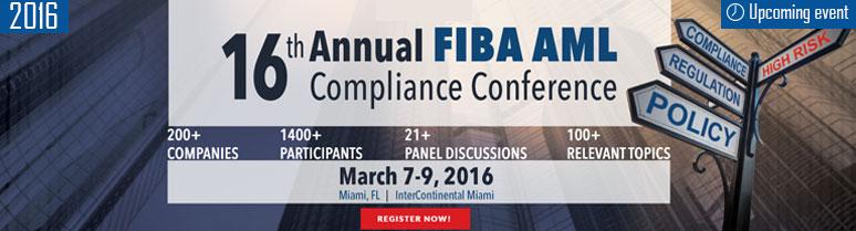 AML 2016 Conference by FIBA