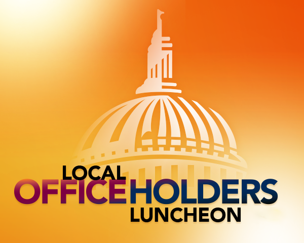 Local Officeholders Luncheon