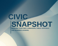 Civic Snapshot with Former Maryland Governor Marti O'Malley