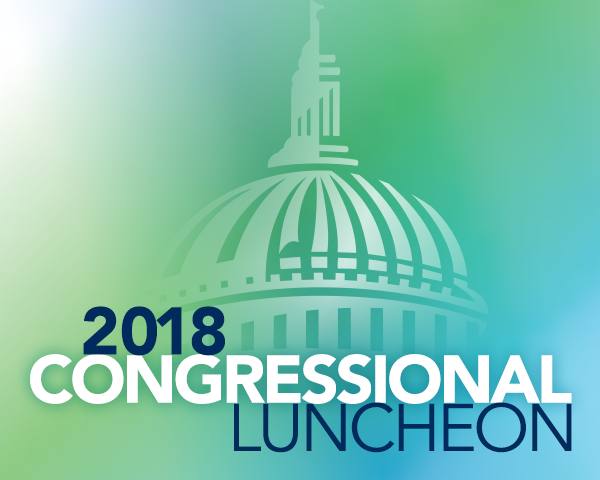 Don't miss VICA's 2018 Congressional Luncheon