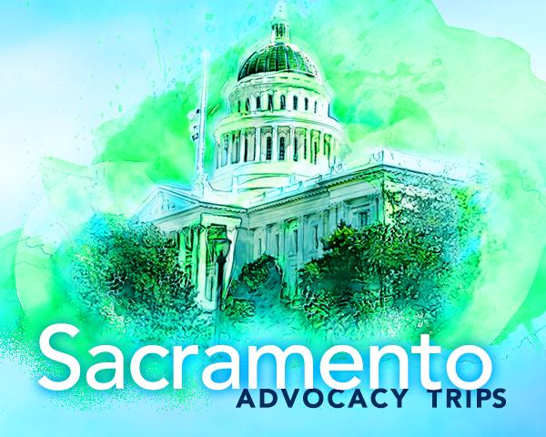 Sacramento Advocacy Day Trip