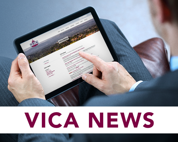 Read About What VICA Has Been Working On