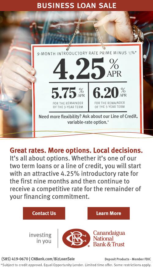 CNB Business Loan Sale