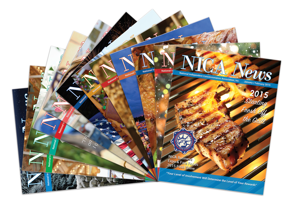Advertise in the NICA News!