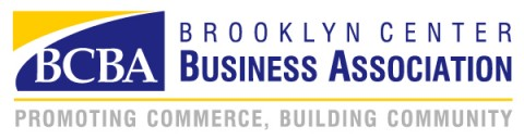 Brooklyn Center Business Association Logo