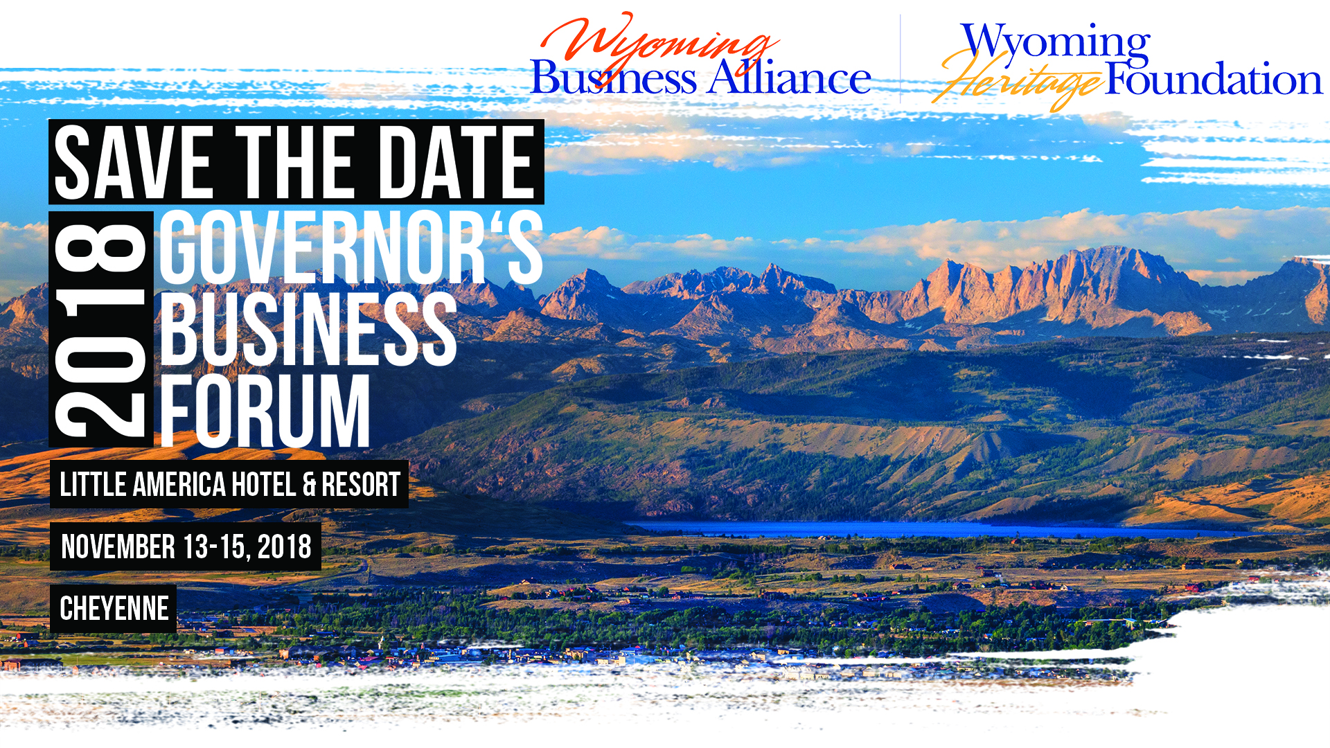 2018 Governor's Business Alliance