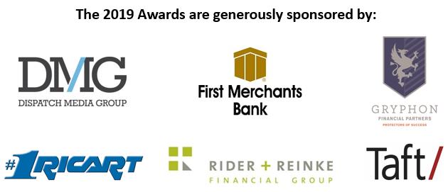 2019 Awards Sponsor Logos
