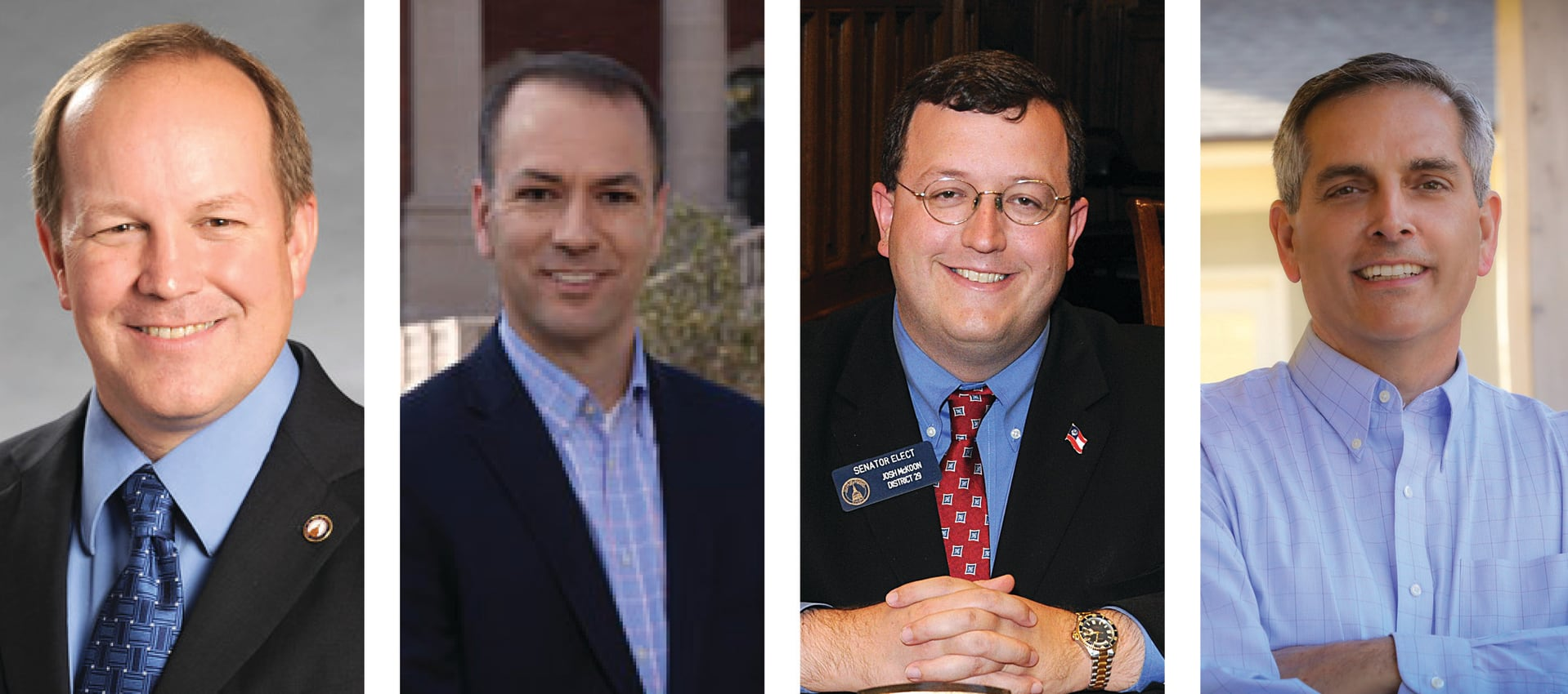 Secretary of State Candidate Forum in Macon on November 14, 2017