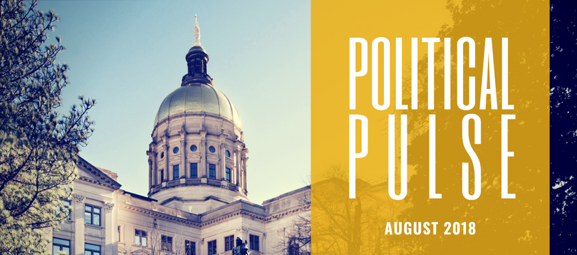 Political Pulse: August 2018