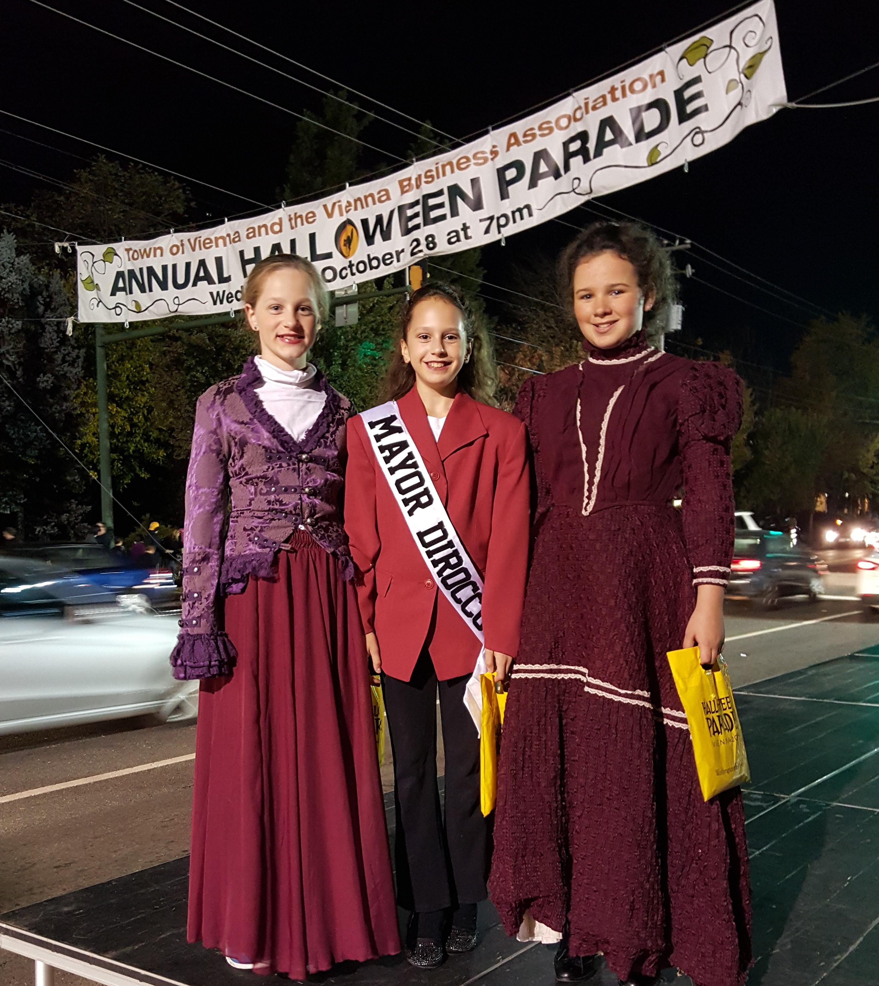 halloween parade vienna business associationva - Vienna Va Halloween Parade
