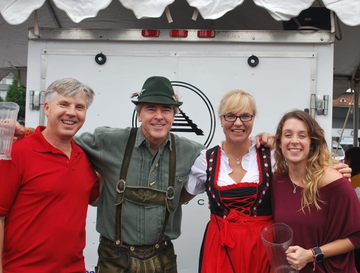Vienna Oktoberfest: October 7, 11am - 7pm