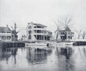 Higgins, Dodson and Eagle Houses