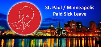 St. Paul Minneapolis Paid Sick Leave