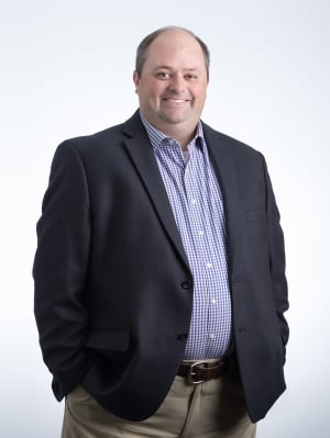 Jeremy-Lillig-Archdiocese of Kansas City-St. Joseph - Nonprofit Connect Emerging Nonprofit Professional of the Year 2018