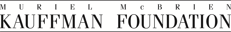 Muriel McBrien Kauffman Foundation Logo Nonprofit Connect Sponsor