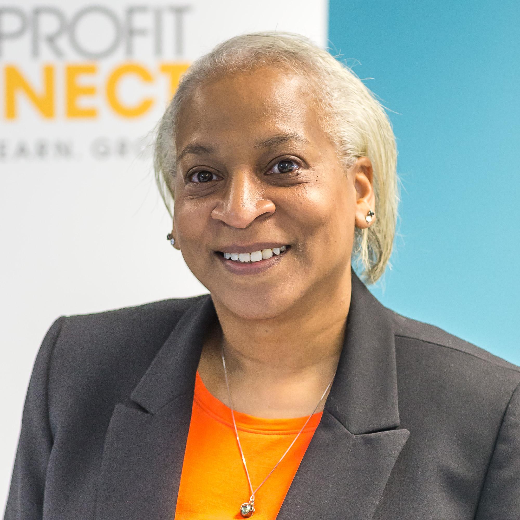 Valerie Nicholson-Watson, Vice President