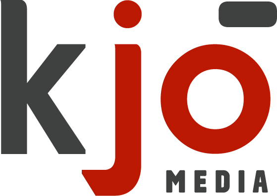 KJO Media Logo Nonprofit Connect Community Champion Award
