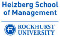 Sponsor Helzberg School of Management Rockhurst University logo