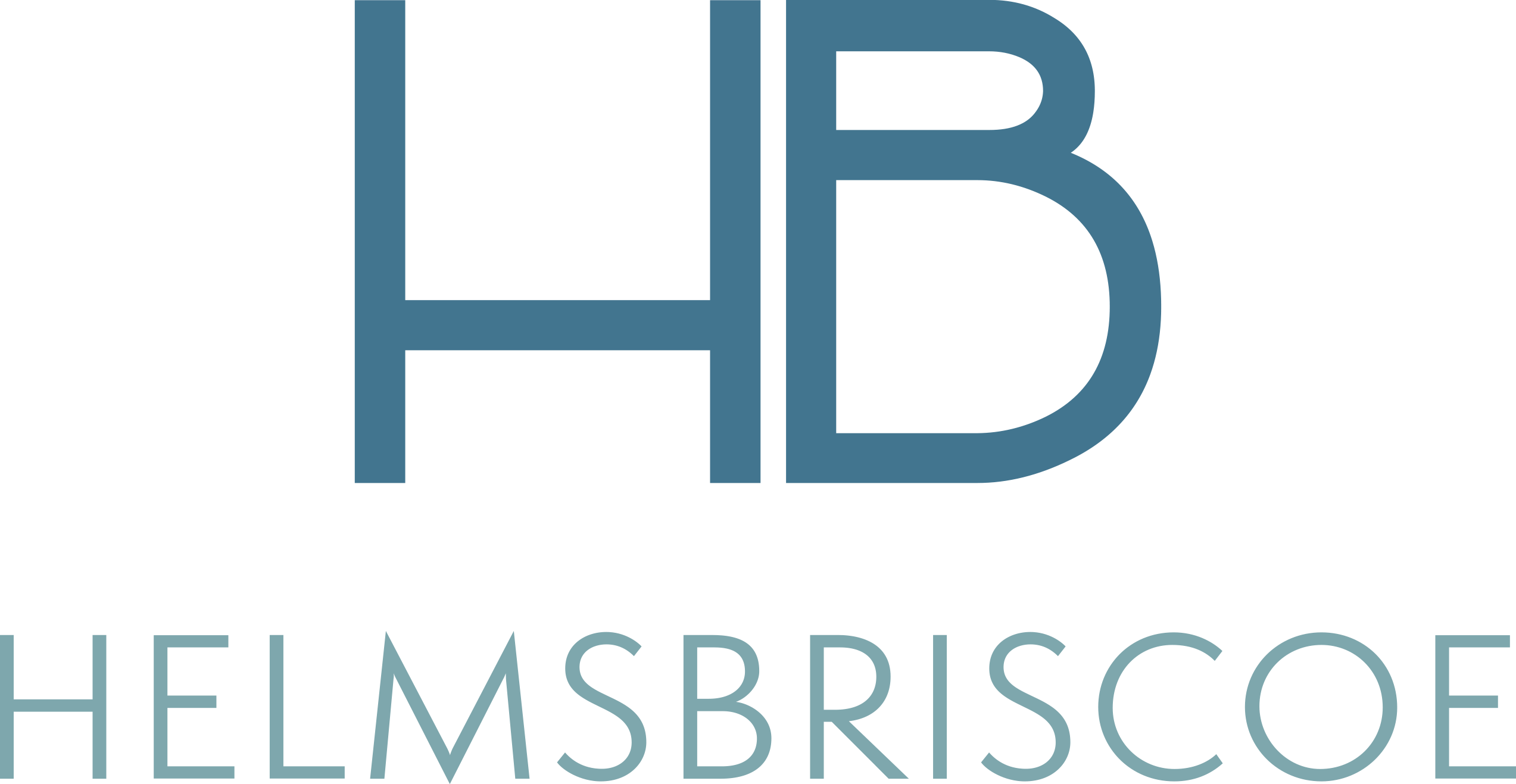 HelmsBriscoe Logo Nonprofit Connect Sponsor