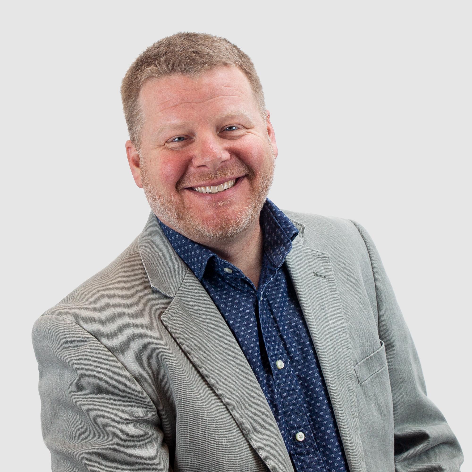 Jeff Randolph, EAG Advertising & Marketing, Nonprofit Connect Presenter