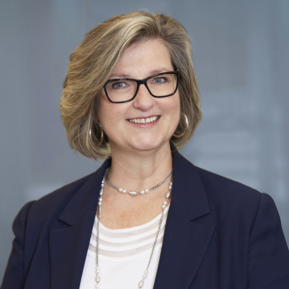 Luann Feehan, President and CEO of Nonprofit Connect