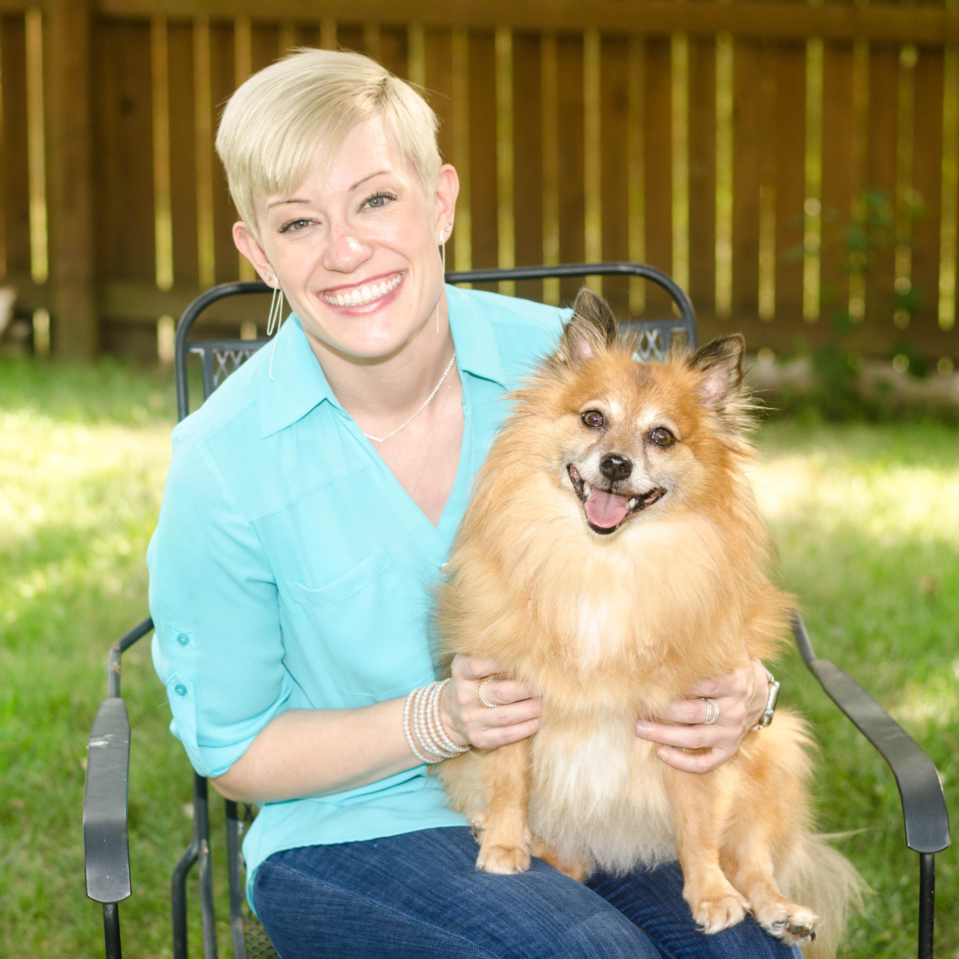 Tori Fugate KC Pet Project Nonprofit Connect Presenter