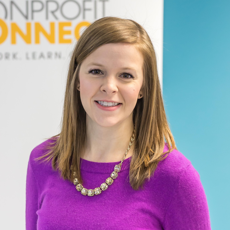 Jackie Baker Nonprofit Connect program presenter