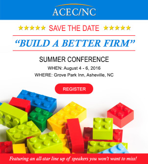 SUMMER CONFERENCE - SAVE THE DATE - ACEC/ND