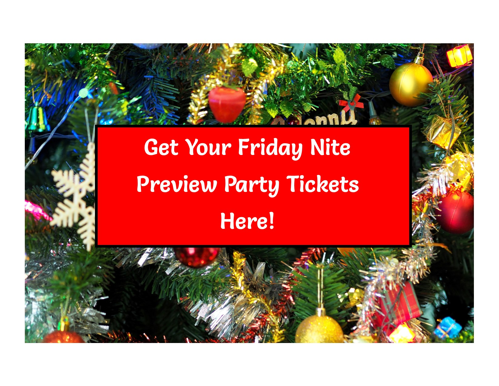 Angels & Mistletoe Preview Party Ticket